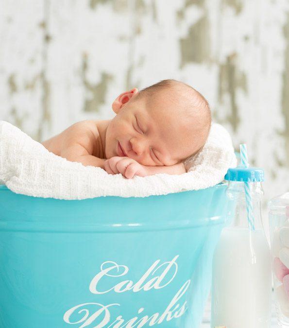 Matthew Newborn Shoot – Pretoria Newborn Photographer