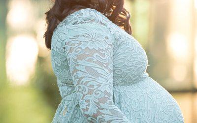 Veriksha's Maternity Shoot